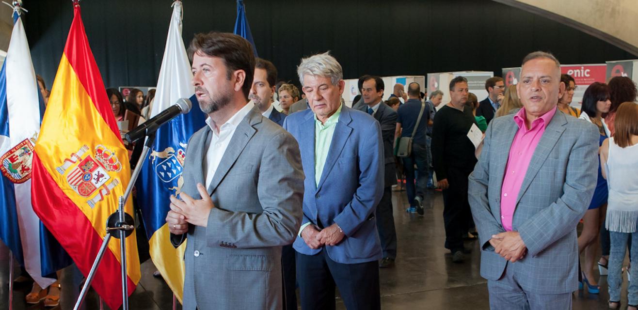 El Cabildo trabaja en la celebración del encuentro Expoempleo