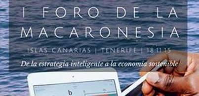 Tenerife acoge el I Foro de la Macaronesia