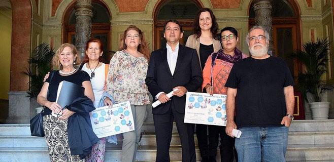 Jornadas de participación ciudadana con 80 asociaciones en Santa Cruz