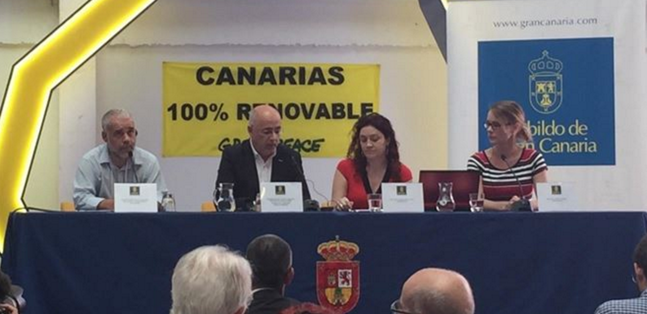 Morales alerta sobre el monopolio que quiere introducir el gas en Canarias