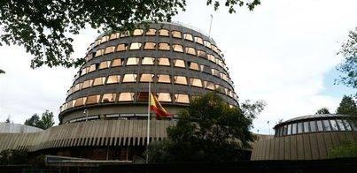 El TC suspende la resolución independentista