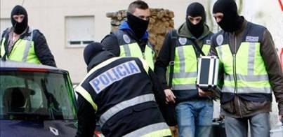 Detenidos en Madrid 3 yihadistas dispuestos a atentar