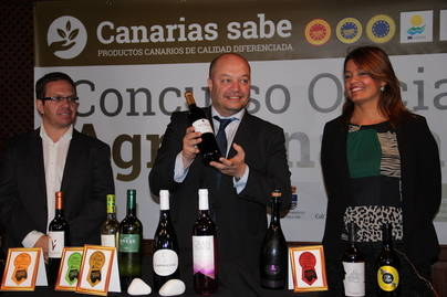 Marba Tinto Barrica elegido Mejor Vino de Canarias