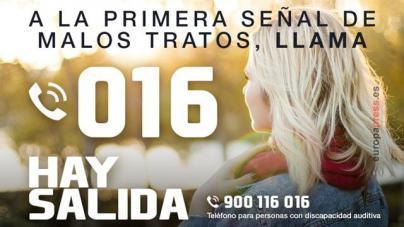 Las denuncias por violencia de género caen en Canarias un 8,8% en 2020