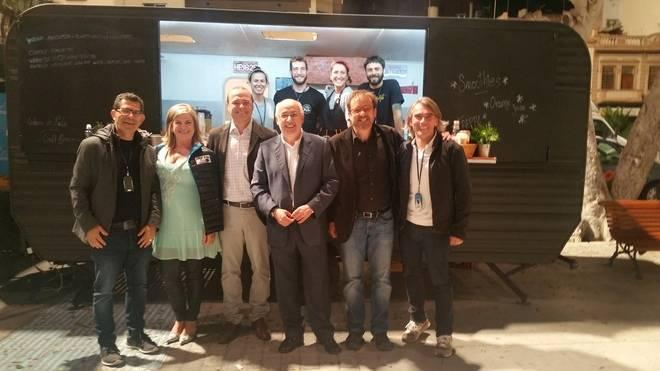 Los productores de Allied destacan el gran potencial de Gran Canaria