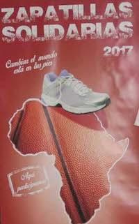 Lanzarote dona zapatillas de deporte a más de 1.500 jóvenes de Guinea Ecuatorial
